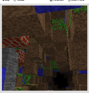 Javascriptで3Dゲームを再現