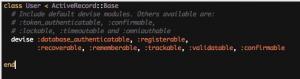 Railsでログイン、ユーザー登録機能を簡単に実装できるgem「devise」の使い方
