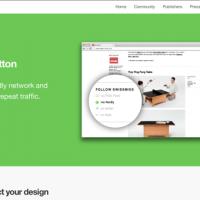 ブログにfeedlyボタンを設置する方法