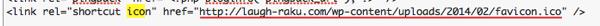 wordpressで簡単にブログの顔であるファビコンを設定する方法