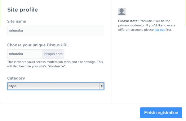 ブログのコメント欄を活性化させ、コミュニティとして機能させるためにDISQUSを導入