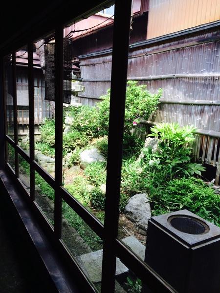 まったり庵の庭