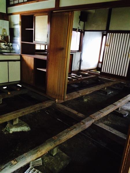 まったり庵の台所