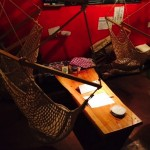【高円寺】ダッチオーブン、燻製料理をハンモックに座って楽しめる「松の木食堂」が最高だった