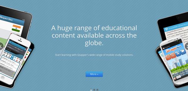キッパーと言う教育系アプリ