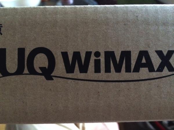 TryWimaxの利用方法