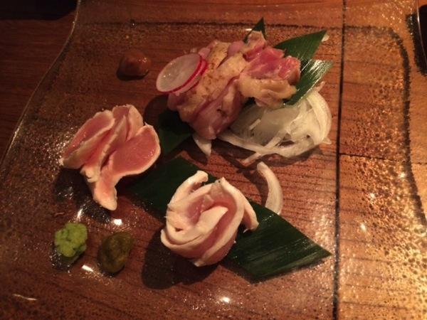 渋谷の鶏料理「佐五右衛門」