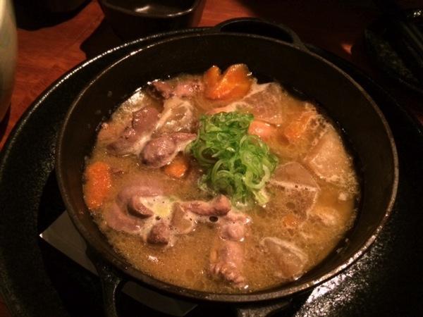 渋谷の佐五右衛門の鳥料理