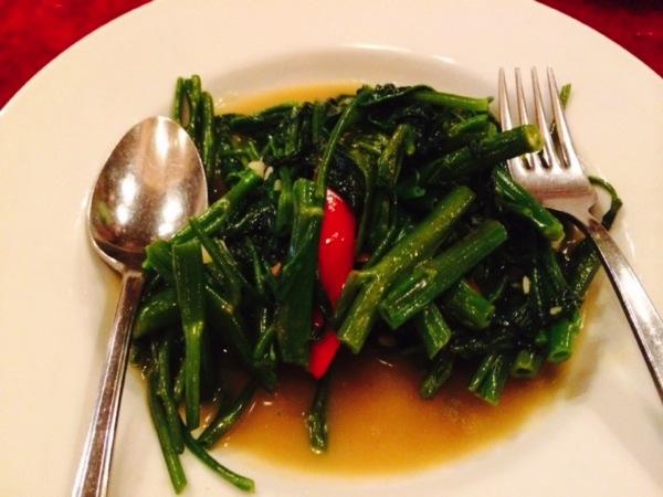 タイ料理「エビの生春巻き」