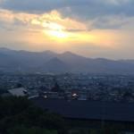 【山形市】「悠創の丘」で見た景色が想像以上に素晴らしかったのでまた行きたい #帰省日記