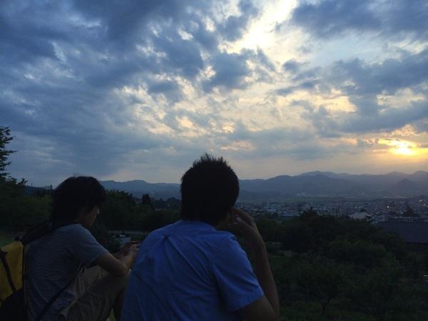 山形市にある悠創の丘が素晴らしい絶景