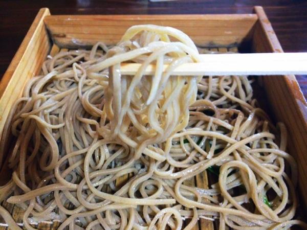 蕎麦がおいしい山形県上山市の想耕庵