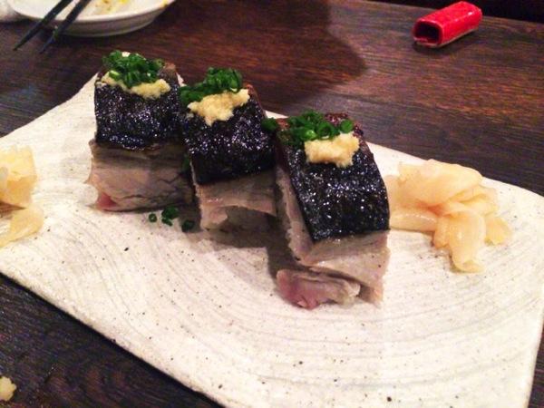 美味しい日本酒が飲める店「それがし 五反田」