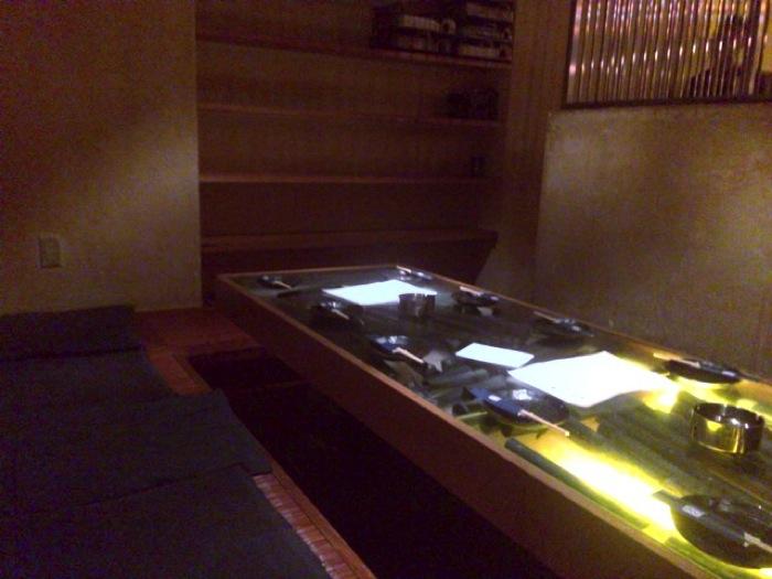 渋谷の巌は静かに飲める大人の店