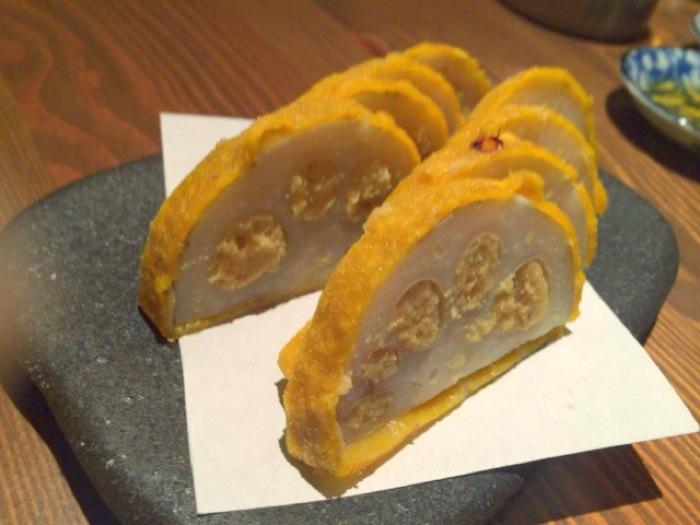 熊本料理の馬刺やからしレンコンが美味しい渋谷の「新市街」