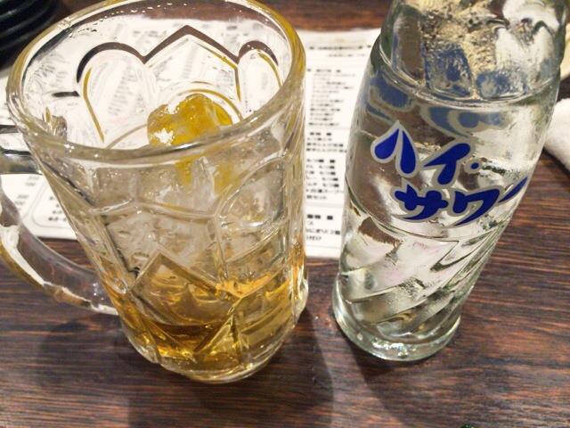 【中目黒】レモンサワー発祥の店「もつ焼き ばん」はコスパが良いので、また行きたい!