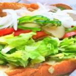 サブウェイのサンドイッチで「野菜上限」て注文したら、こうなった→
