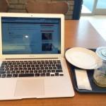 札幌駅の電源カフェは「スターバックス 札幌パセオ店」で決まり!Wi-Fiも飛んでるし、朝7時から開いてます