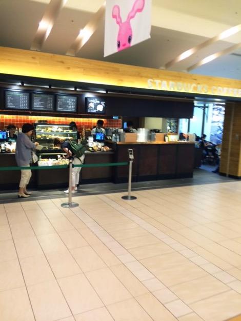 札幌駅近くのパセオにあるスタバ(電源とWifiあり)