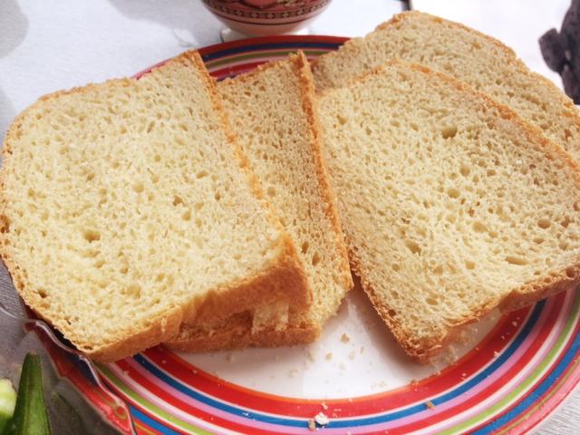 イケダハヤトさんの奥さんお手製パン