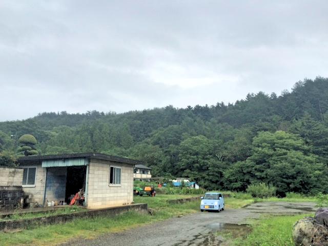 山梨のゲストハウス「空穂宿(くぼしゅく)」
