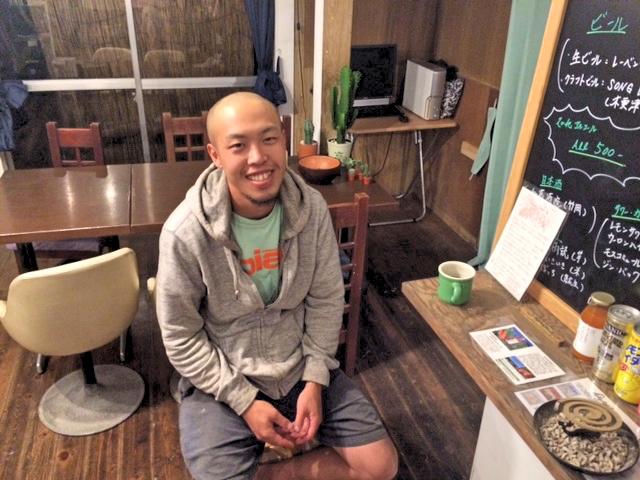 ゲストハウス経営と米作りで複業する25歳を発見!移住して夢を叶えるコツを聞いてきた