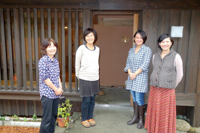 屋久島に移住して楽しく暮らす方々