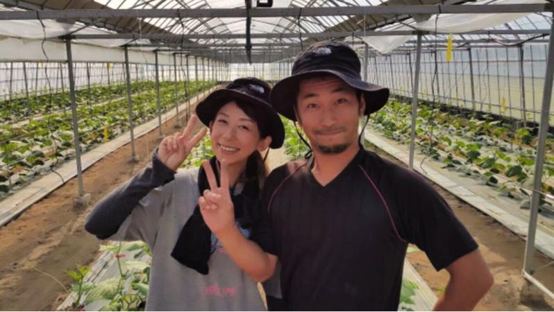 移住先の宮崎で農業を生業にする児玉さん