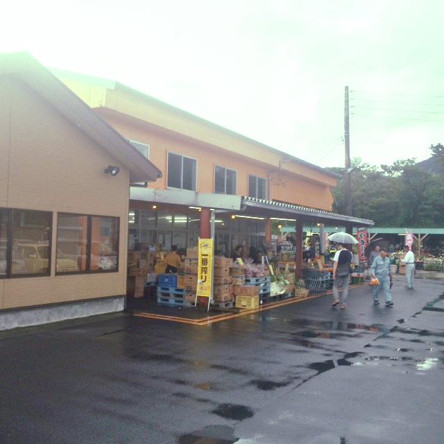 屋久島のスーパー「たなか屋」