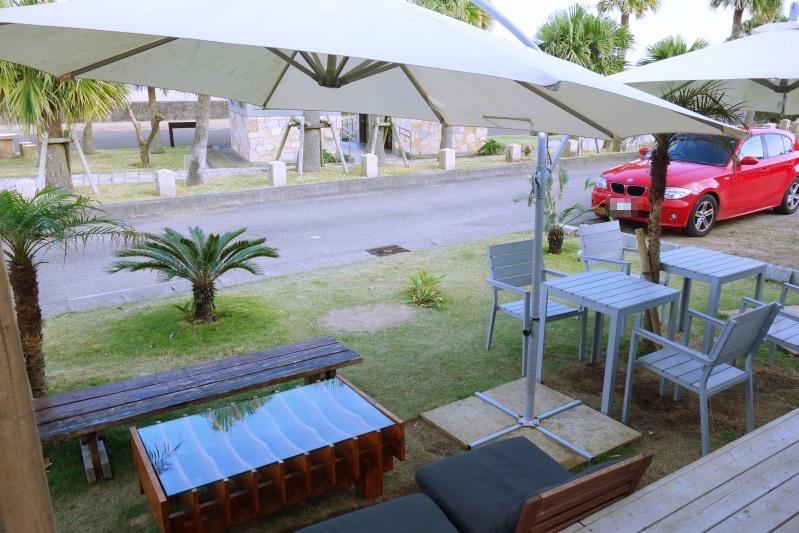 宮崎の移住者が開業した海辺カフェ