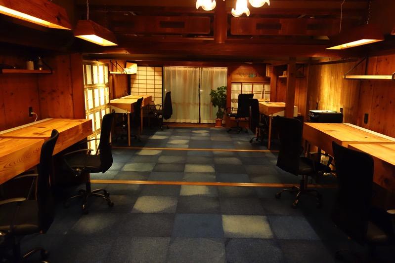 島根県雲南市のコワーキングスペース「三日市ラボ」