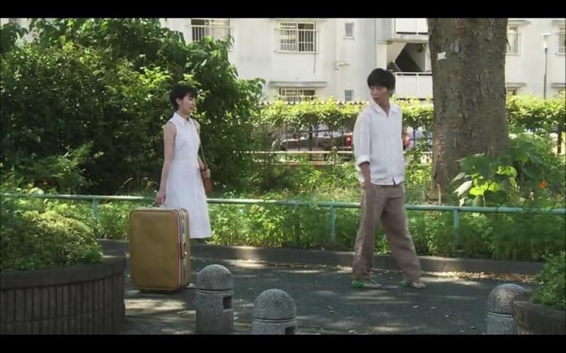 田中圭さんとハルさん、岡本さんのトリオがいい