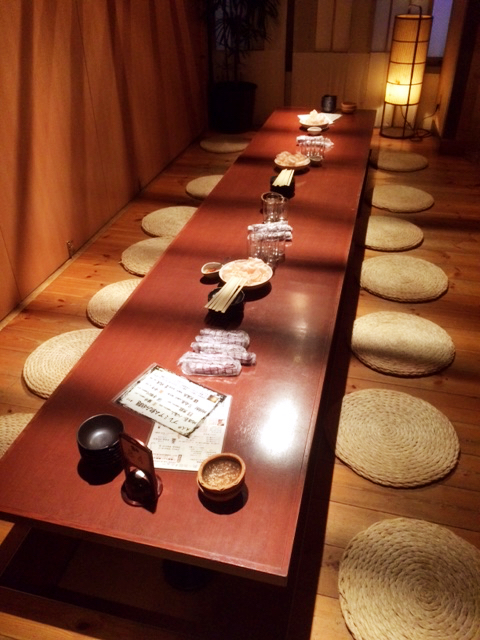 渋谷「ろくめいかん」は10人以上でも個室宴会OK!料理もうまくてコスパの良い名店だった