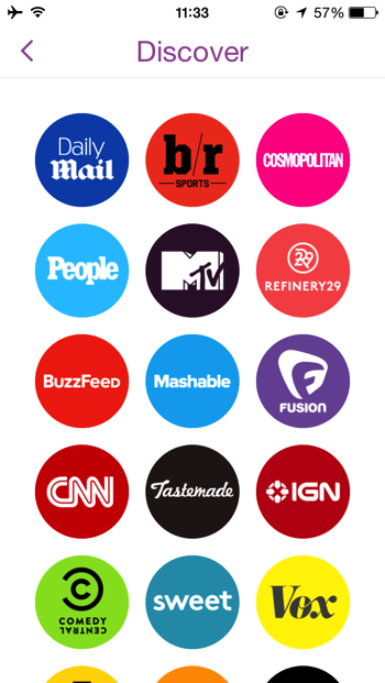 見えた!Snapchat活用法!これは粘着性の高いLINEだ!メディアはファンとの距離を縮められるぞ
