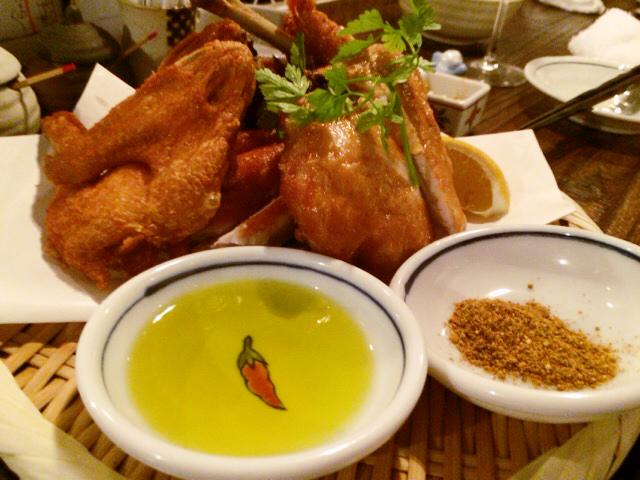 新宿の「丸鶏るいすけ ハナレ」