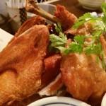 西新宿のベンチャーで働くみんな!衝撃的な鶏肉と出会える「丸鶏るいすけ ハナレ」はもう行ったかい?