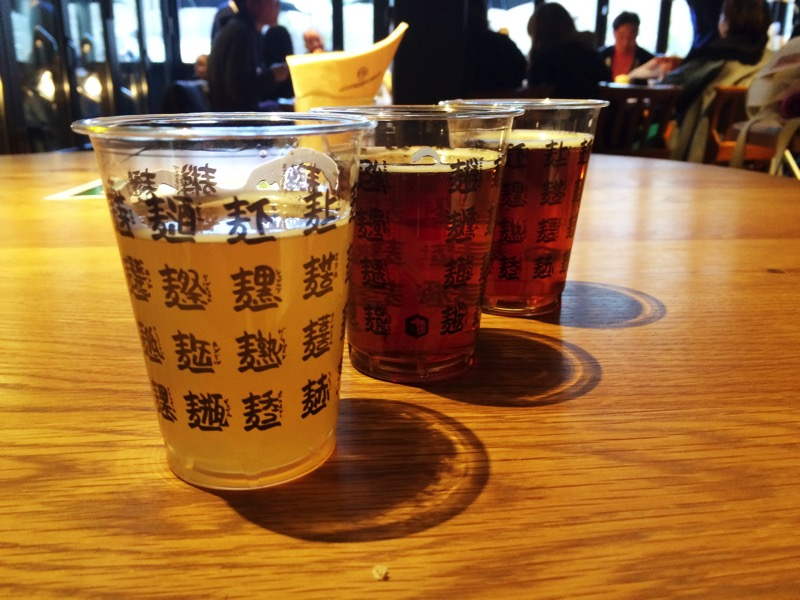 代官山「スプリングバレーブルワリー」なら何種類ものビールを堪能できる