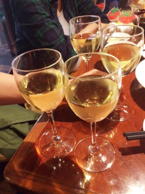 渋谷でワインを飲むなら「ビストロます家 」