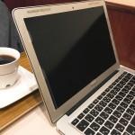 気にしすぎノマド必見!MacBookAirの覗き見防止プライバシーフィルターを使えば仕事がはかどるぞ 【TSdrena】